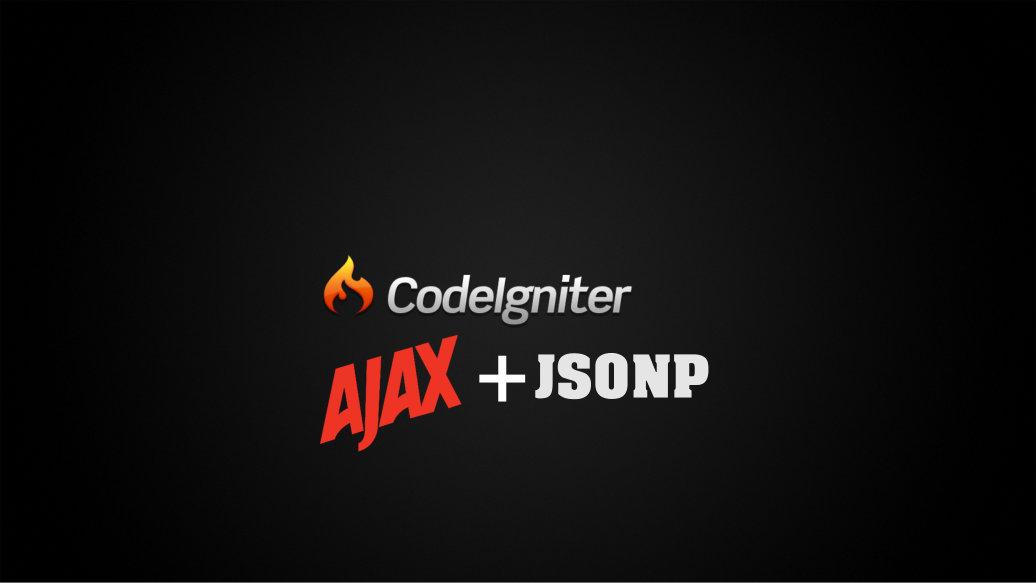Servicios web JSONP y AJAX – iframe fácil en CodeIgniter