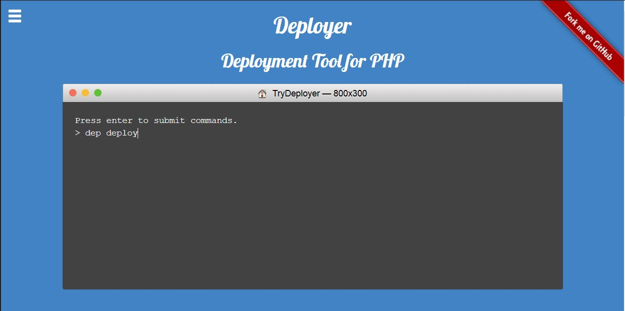 Deployer, una buena alternativa a Capistrano